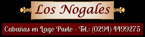 Cabañas Los Nogales, Lago Puelo